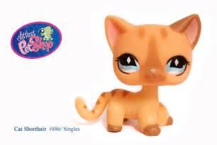 lps shorthair cats for lps littlest pet shop 2008 striped shorthair cat