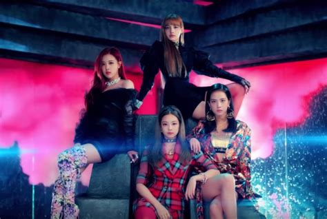 Blackpink Open Fire In Opulent
