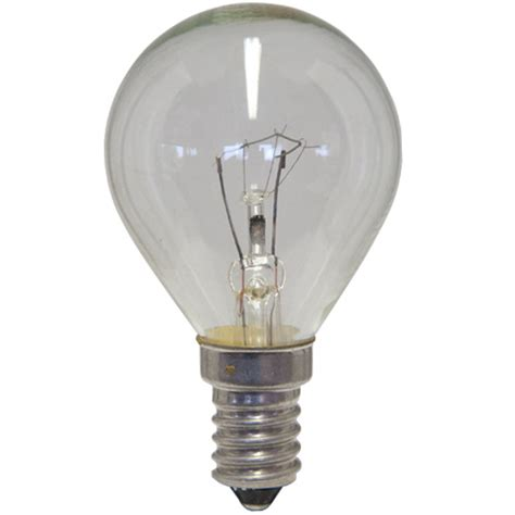 oven l bulb heat resistant 40w 240v e14 clear at m w