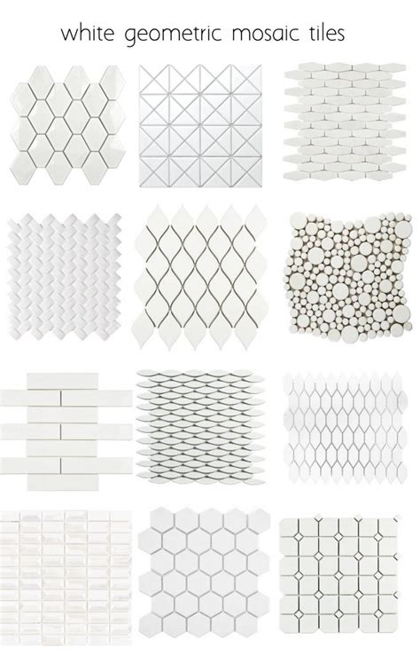alternatives to white subway tile centsational
