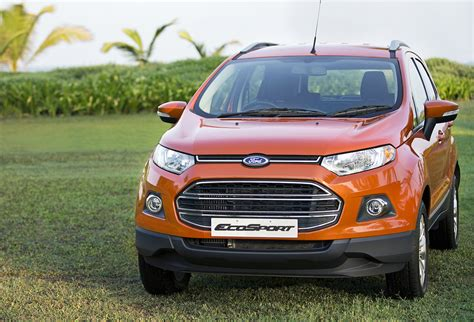 Ford Car : Ford Ecosport Review