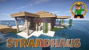 Ich Möchte Ein Haus : villa minecraft hauser mit minecraft tutorial wie baue ich ein sch nes haus 9 strandhaus ~ Watch28wear.com Haus und Dekorationen