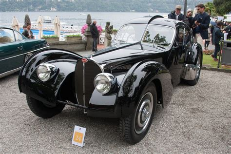 Bugatti Type 57 SC Atlantic Coupe - Chassis: 57591 - 2013 ...