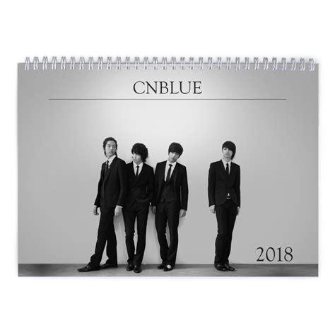 Cn Blue 2018 Calendar