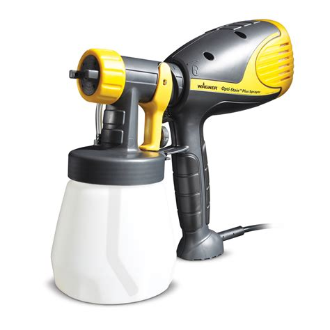 Shop Wagner Optistain Plus Handheld Hvlp Paint Sprayer At
