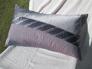 81 best sewing tie pillows images on pinterest necktie With best pillow for men