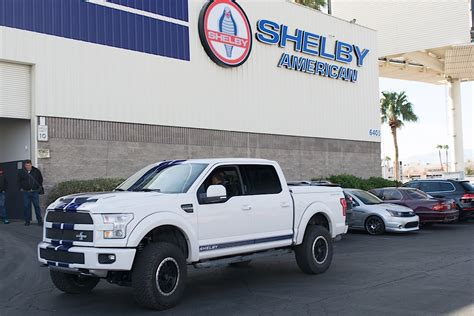 SEMA 2015: Shelby's All New 700 Horsepower Ford F 150
