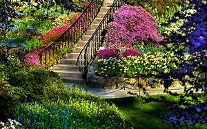 27 Wonderful Photo Of Beautiful Pictures Of Gardens