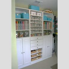 Scrapbook Room Organization  Craft Rooms Pinterest
