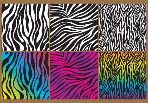 Zebra Print Background Zebra Print Background Free Vector Stock