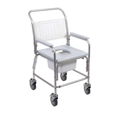 Handicap Portable Toilet Chair by Shower Chair With Wheels Shower Chair Commode Oversize