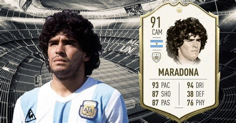 No entanto, se depender do overall em fifa 21, diego maradona está bem perto de pelé. Murió Diego Maradona: en pocas horas, la tarjeta de ...