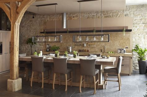 cuisine originale en bois decoration cuisine originale