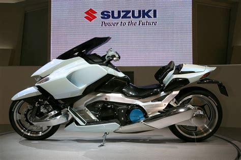 Futuristic Motorcycles