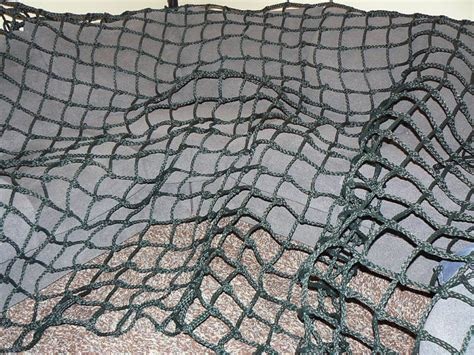 "12"" Playground Climbing Cargo Net Rope Made To Order Sq"
