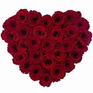 Ewige Rosen Box : rote ewige rosen in schwarzer grosser herz box herz boxen rosen produkte online ~ Eleganceandgraceweddings.com Haus und Dekorationen