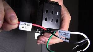 Easy Way To Wire A Motion Light Switch Installation
