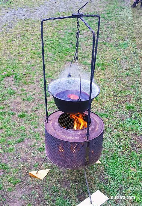 gluehwein kochen outdoor zubereitung rezepte tipps