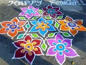 World Hot and Best Wallpapers: Free hand Diwali Rangoli ...