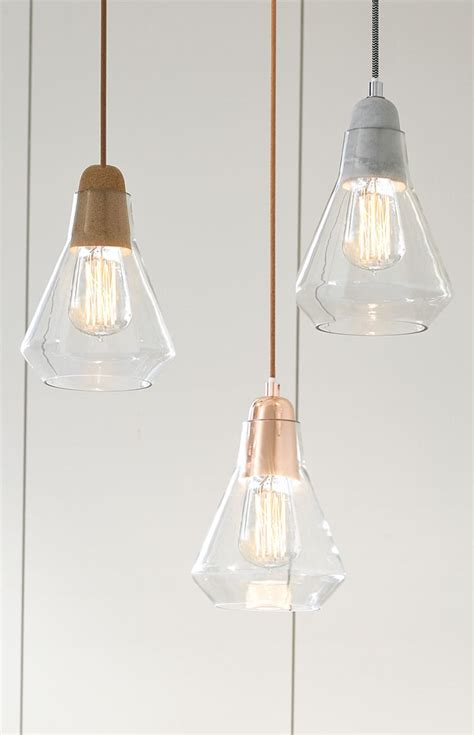 In Pendant Lighting by 25 Best Ideas About Glass Lights On Unique