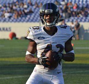 Ravens undrafted rookie Jaylen Hill seizes opportunity of ...