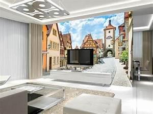 3d tapete fur eine tolle wohnung archzinenet for Markise balkon mit 3d tapeten design
