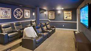 10 Extraordinary Basement Home Theater That You U0026 39 D Wish To Own