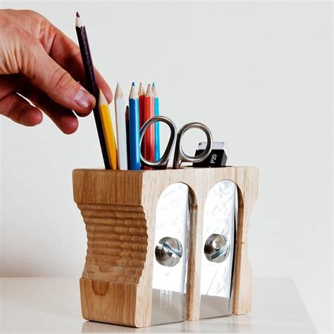 tidy amazon pencil sharpener office creative desk cool interesting simple pens pencils pot looking things coolest workers right gifts prime