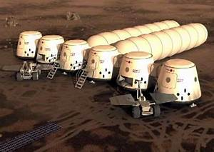 Mars One: Human settlement on Mars in 2023