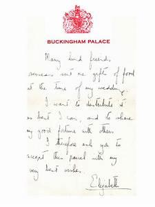 Compton Bassett Village Information ~ Queen Elizabeth's Letter