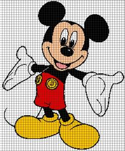 Mickey Mouse Crochet Blanket 2015 | Personal Blog