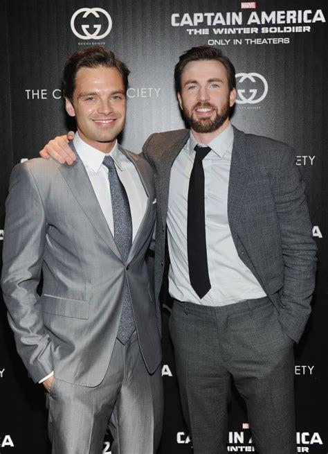 Proof That Chris Evans and Sebastian Stan Make 1 Marvelous ...