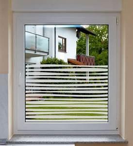 Bad Fenster Sichtschutz : details zu fensterfolie sichtschutzfolie wohnzimmer k che bad arbeitszimmer stripes ~ Markanthonyermac.com Haus und Dekorationen