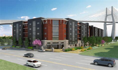 urban  campus student housing development  add
