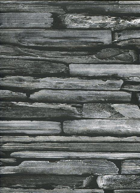 reclaimed industrial chic wallpaper stacked slate