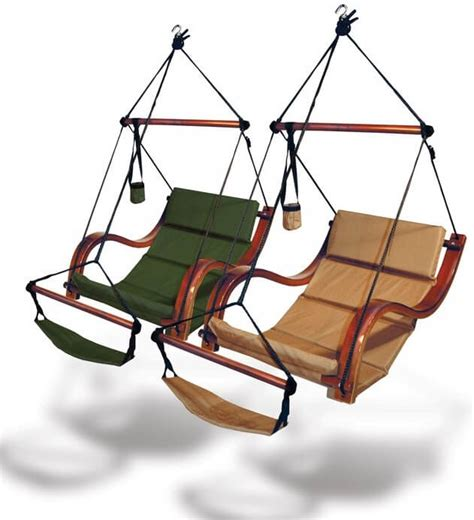Hammock Chair With Footrest by Hammock Chairs Insteading