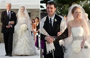14 wedding dresses we love preowned wedding dresses With chelsea clinton wedding dress