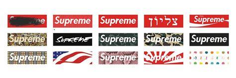 supreme brand brand new the supremes