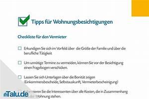 Erste Wohnung Checkliste : wohnungsbesichtigung checkliste f r mieter und vermieter ~ Markanthonyermac.com Haus und Dekorationen