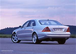 MERCEDES BENZ S 63 AMG W220 2001 Autoevolution