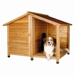 Niche Pour Chien Avec Terrasse : niche pour chien trixie natura lodge avec terrasse ~ Dailycaller-alerts.com Idées de Décoration