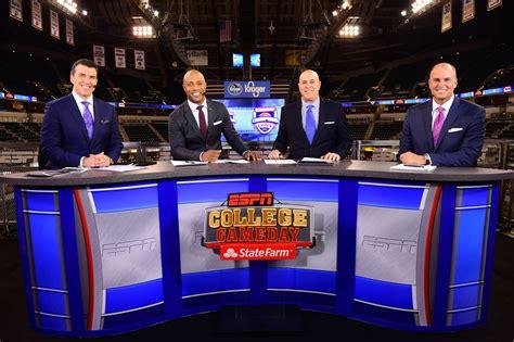 ESPN College GameDay Basketball Program Returns to ...