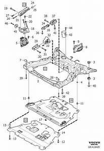 2017 Volvo Xc90 2 0l 4 Cylinder Turbo Bracket  Help