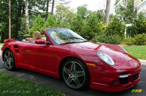 guards red porsche 2008 guards red porsche 911 turbo cabriolet 751704 photo