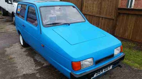 3 Wheel Car For Sale by Reliant Rialto Robin 3 Wheel Car Car For Sale