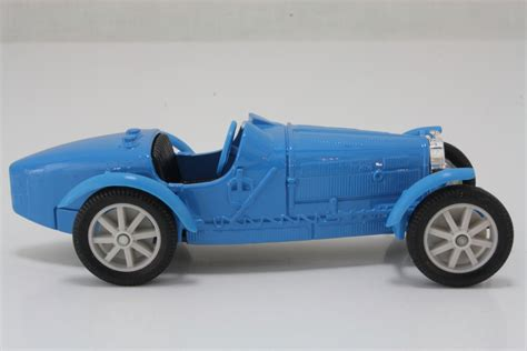 Corgi 1926 Bugatti Type 35 Racer, Blue