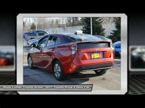 Luther Toyota Golden Valley by 2017 Toyota Prius Golden Valley Minneapolis Bloomington Mn