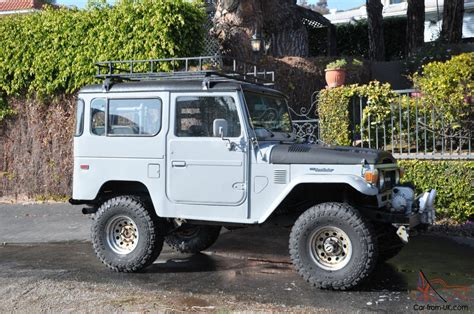 toyota fj landcruiser jeep  cummins turbo diesel