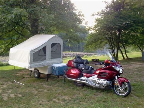 Best 25 Motorcycle Camper Trailer Ideas On Pinterest