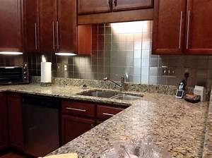87 best metal tile customer photos images on pinterest for Small bathroom tile ideas by mansur ganteng